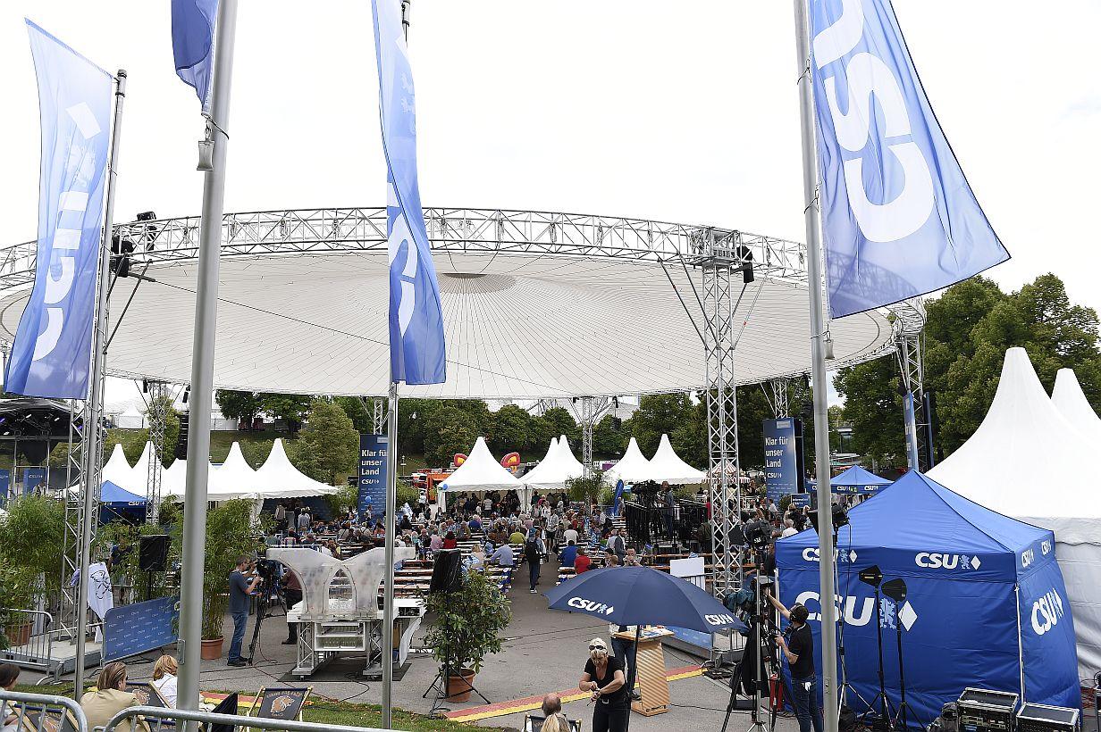 CSU Bürgerfest 2017 1