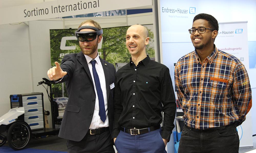 InservFM 2018 7 Die HoloLens Brille Im Einsatz Für Facility Management