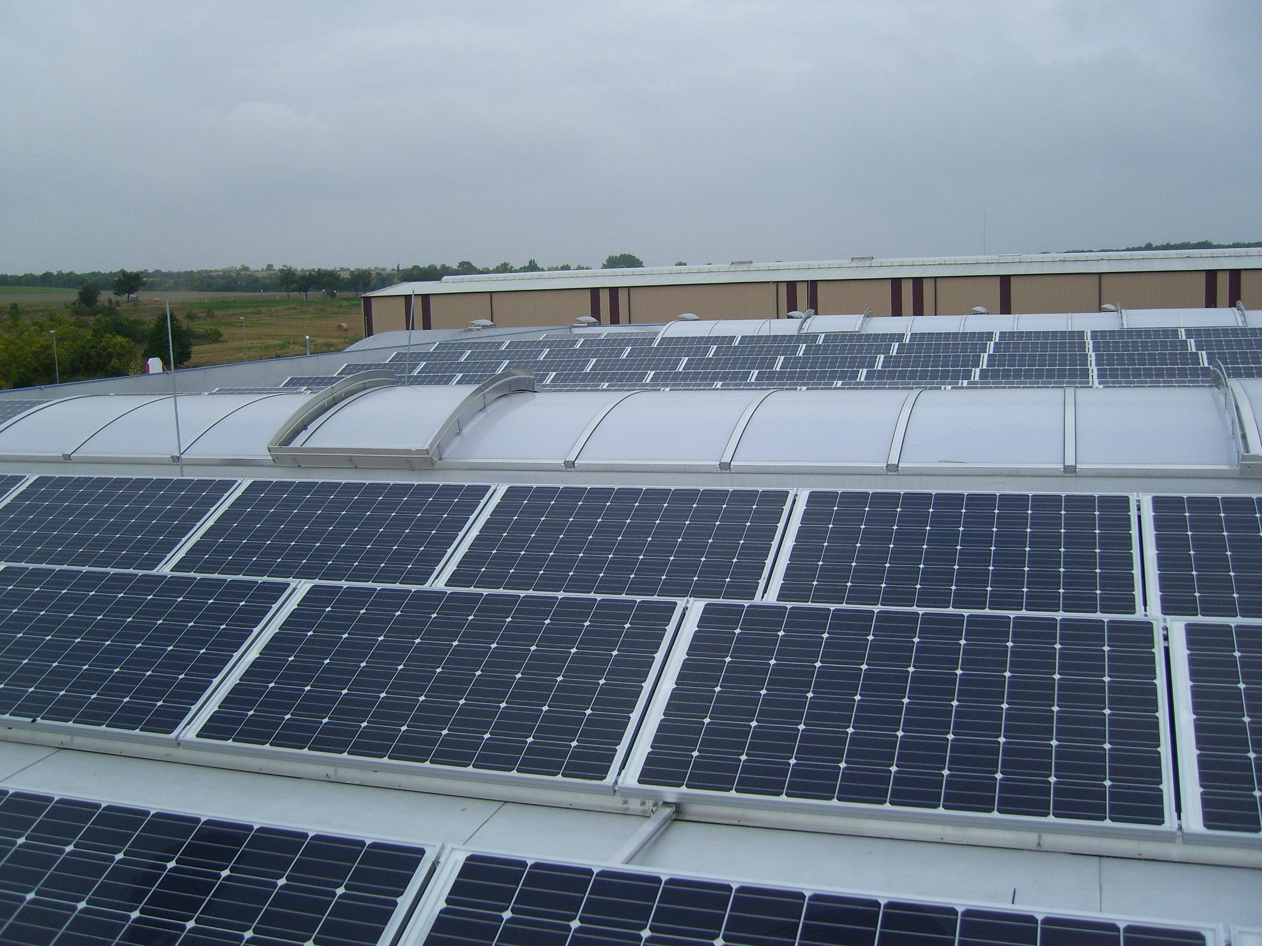 solarwatt+PV+Anlage+Hecklingen Spannende solar Lichterketten Für Außen Dekorationen