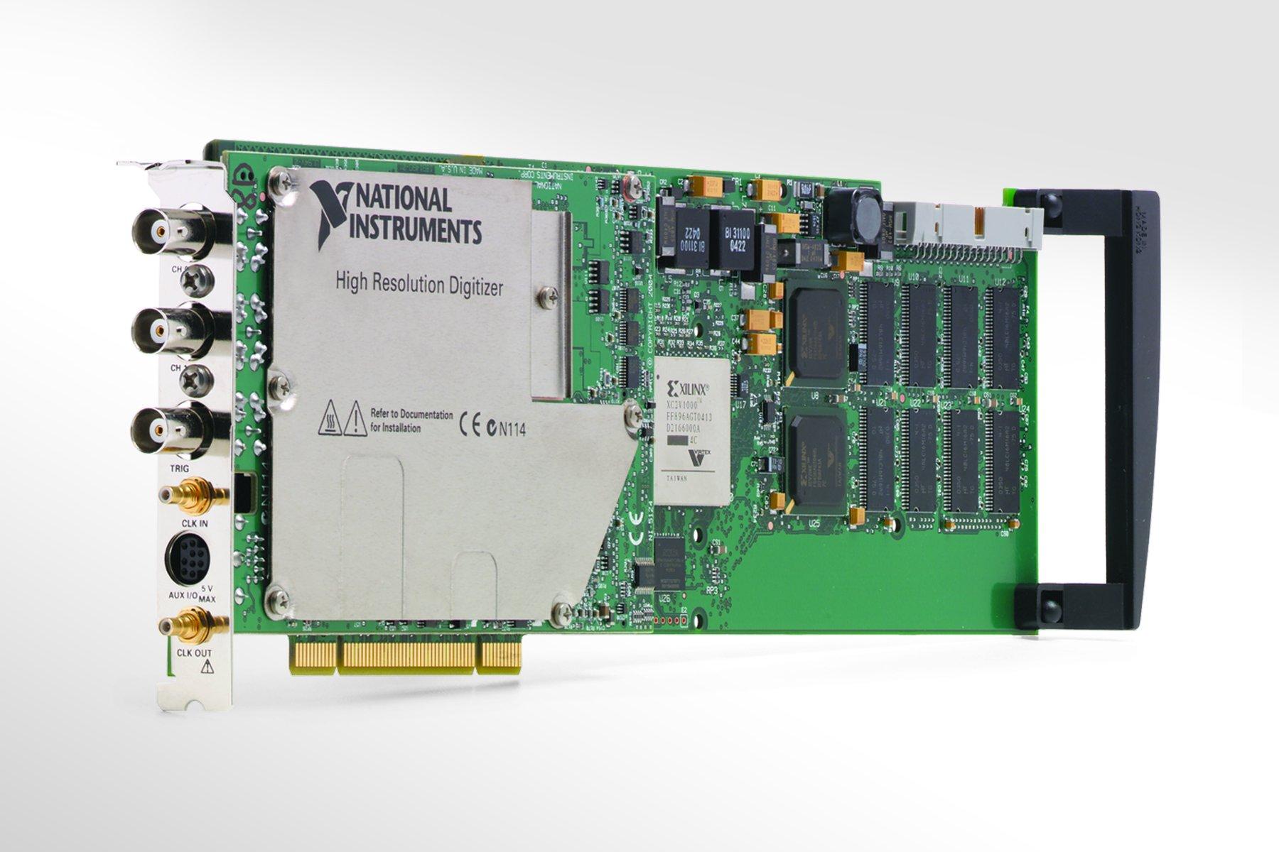 PCI 5124 200MSs digitizer