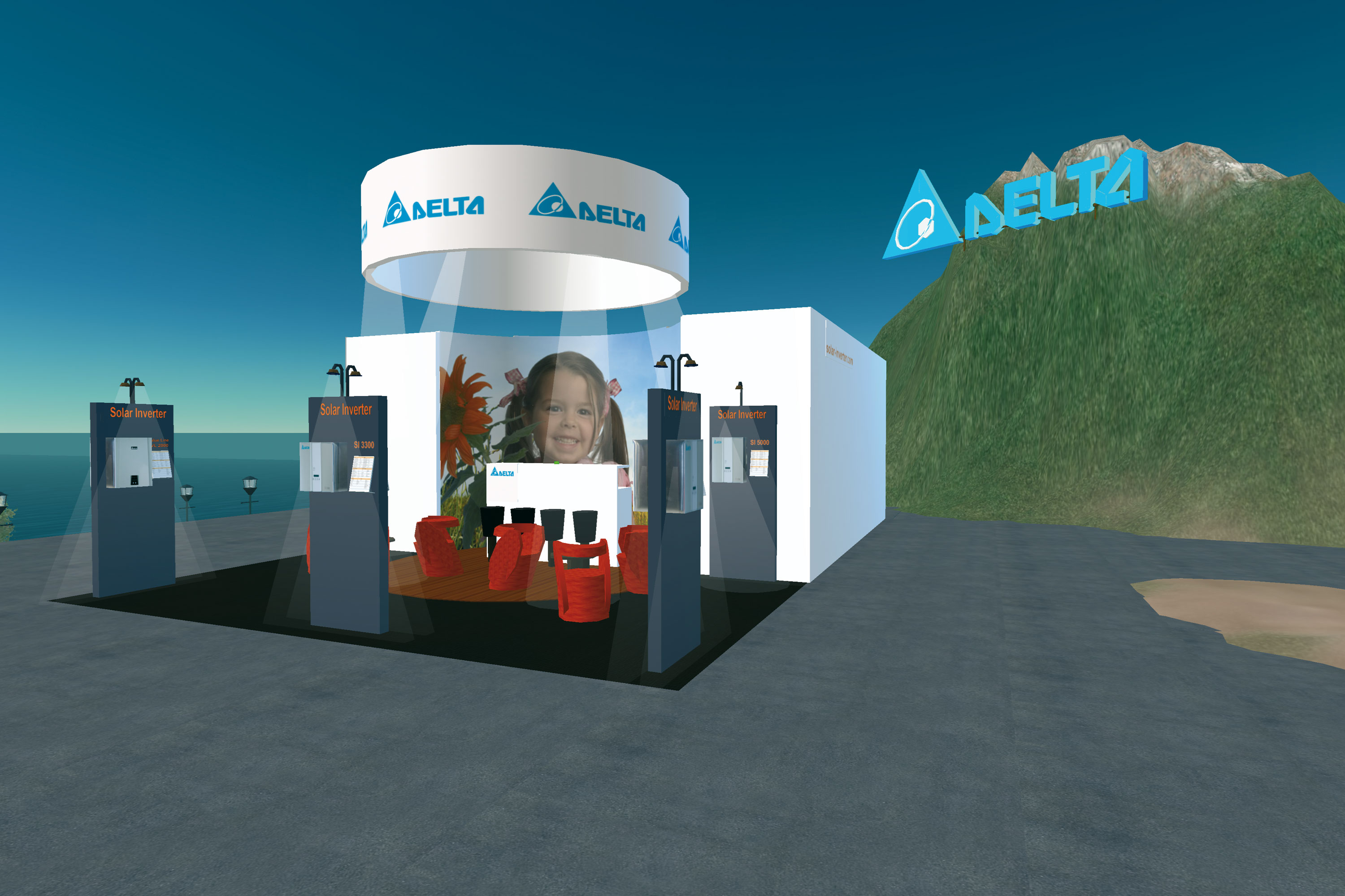 delta in Second Life