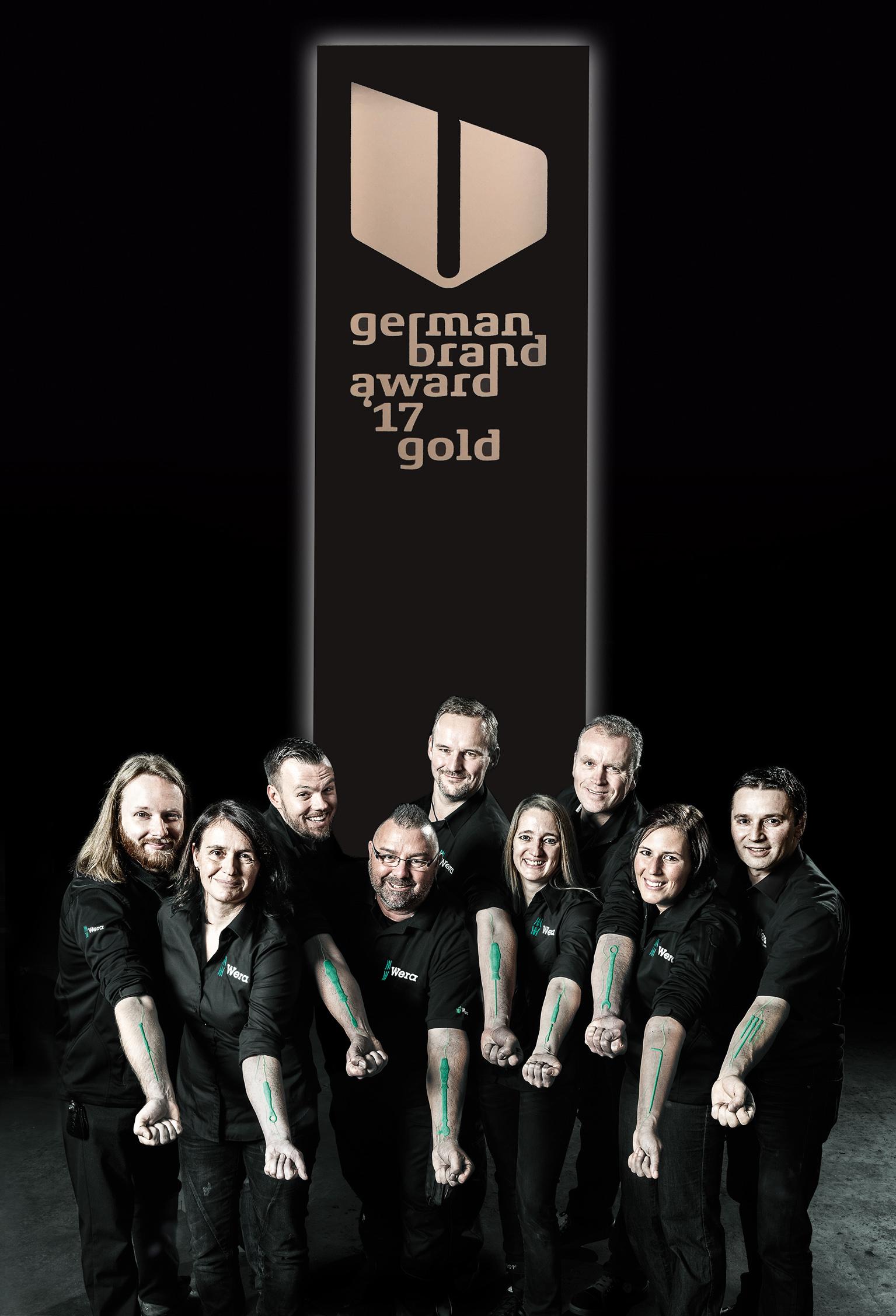 01 German Brand Award Wera