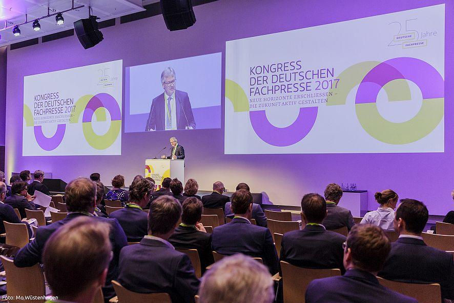 Kongress der Deutschen Fachpresse 2